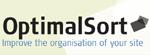 Optimal Sort logo